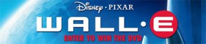 Enter to win WALL-E on DVD